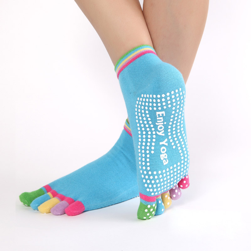 Women's Enjoy Yoga Sports Socks 4