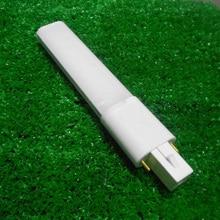 Llevó 220 v bombilla de la lámpara g23 4 W 6 W 8 W 10 W 2835 Bianco Freddo Luz blanco cálido/blanco Natural/blanco Frío