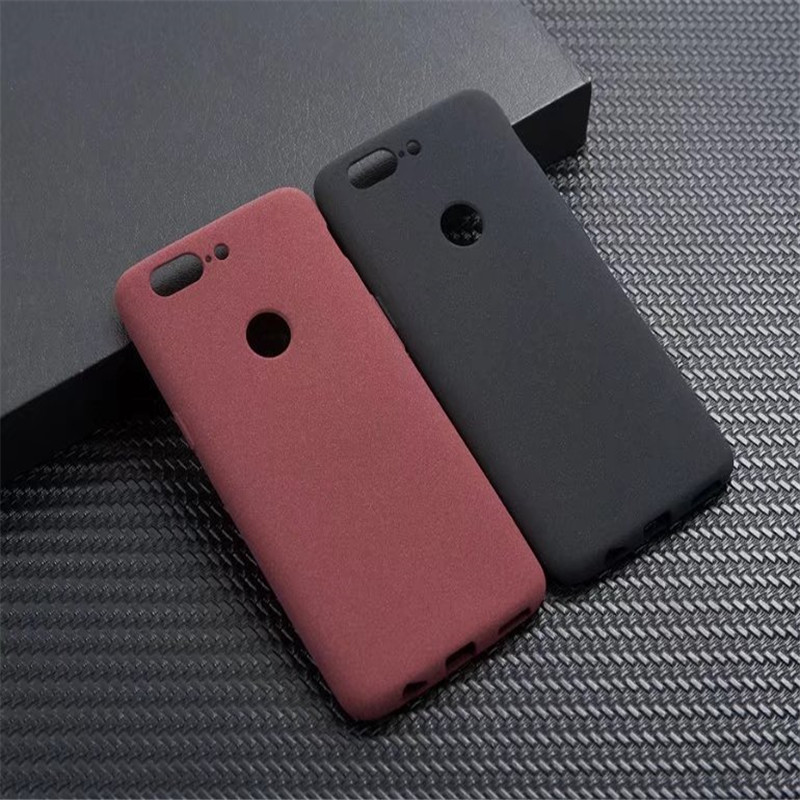 OnePlus 5T Case For Oneplus 5 Cover Coque Matte TPU Back Covers Soft Dirt Resistant Phone Bags Cases Ultra Thin for OnePlus 5