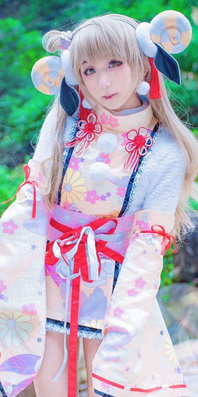 Люблю жить! Женский костюм для косплея из аниме Minami Kotori Sheep Equipment Awakening