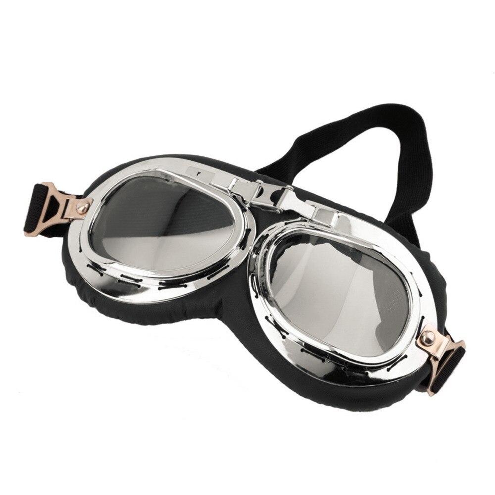 Горячие наружное безопасности мотоциклов скутер Пилот очки шлем очки Мотокросс супер скидка