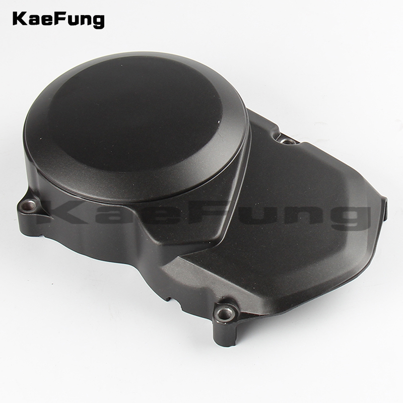 Magneto Cover Left Side <font><b>Lifan</b></font> <font><b>Engine</b></font> Case cover 50cc 70cc 110cc 125cc 140cc 150cc <font><b>160cc</b></font> Pit/Dirt Bike Atomik Motorcycle image