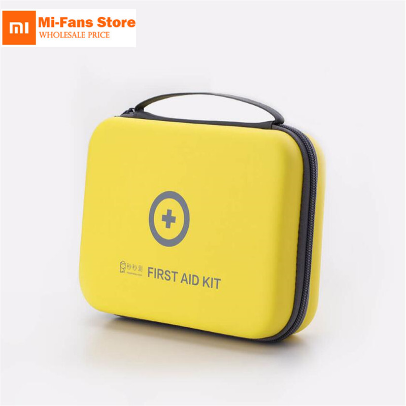 Xiaomi miaomiao First Aid Kit Home Medical Emergency Bag outdoor Emergency kit bag Travel camping survival medical kits D5-in Bags from Consumer Electronics on AliExpress - 11.11_Double 11_Singles' Day 1