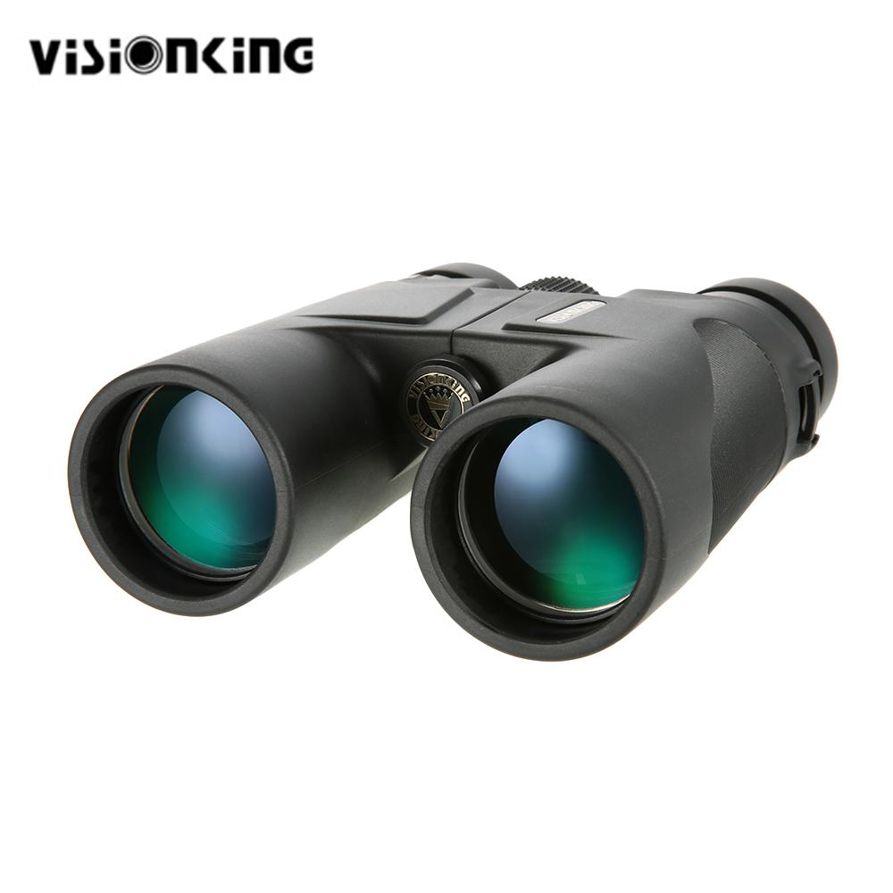 Visionking Binoculars 10x42 Bak4 Waterproof Telescope Professional Binoculars Fog proof Hunting Optics Camping Travel Binocular