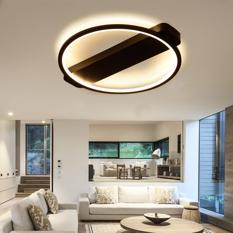 Indirect Lighting Techniques And Ideas For Bedroom Living: Led Concise Creative Modern Atmosphere Bedroom Living Room