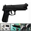 Modelo de papel 1: 1 Armas de Fogo CS M92F Pistola De Papel 3D Brinquedo Artesanal