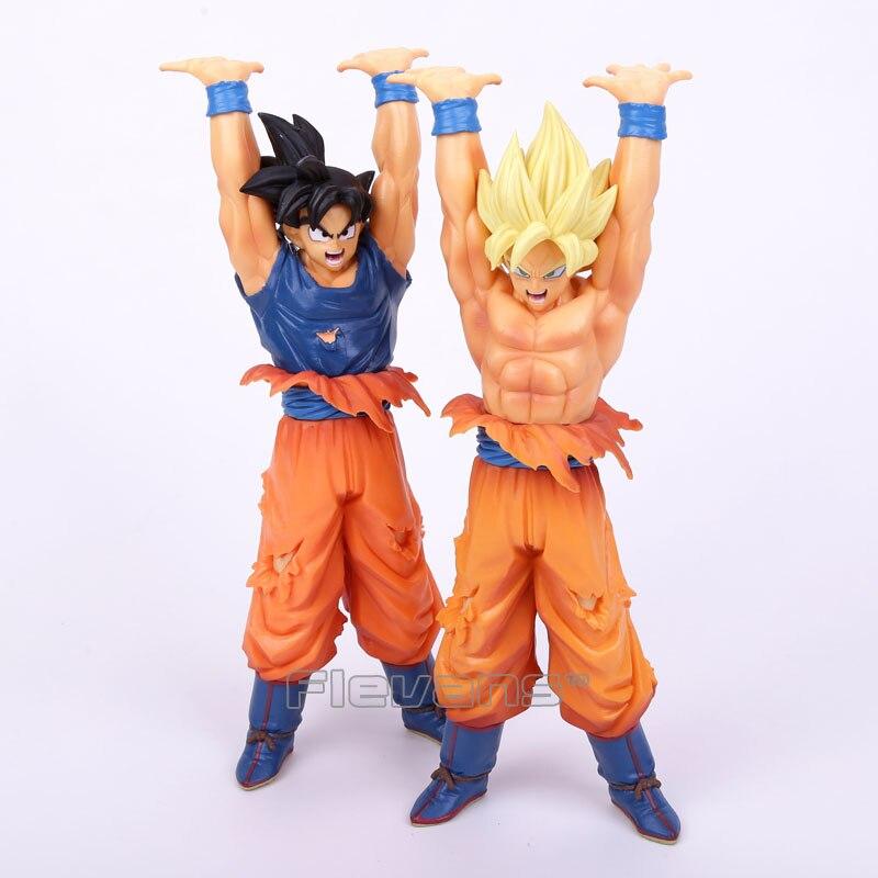 New Dragon Ball Z Son Goku Genki Dama Spirit Led Lamp Figure Bomb Cloud Saiyan