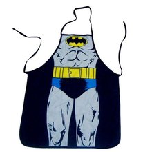 Justice League Batman Superhero Character Kitchen BBQ Sexy Apron with Gifts for couples