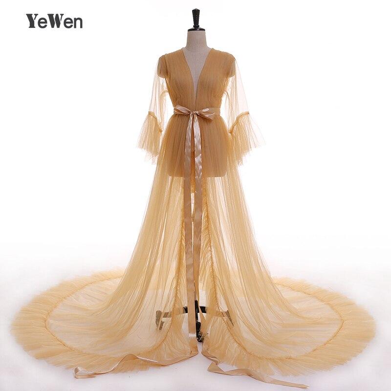 Femmes Sexy voir si 2019 robes de soirée fête nuit plage robe de bal grande taille robes de bal taille personnalisée couleur photographie