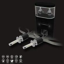 80 Вт 40Wx2 H7 СВЕТОДИОДНЫЕ Фары Conversion Kit Car light H1 H8 H9 H11 Фары Белый HID Ксенона 12 В 24 В Автомобиля Лампы лампы