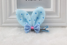 Cute bunny-style hairbow / 7 colors