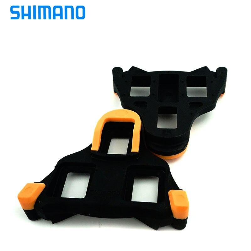 SHIMANO SPD SL Cleat Set SM SH10 SH11 SH12 Set bike Bicycle Self-locking Plate