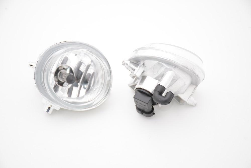 Zamjena svjetiljke za svjetlo za maglu 1Pair Clear L + R Prednja - Svjetla automobila - Foto 3
