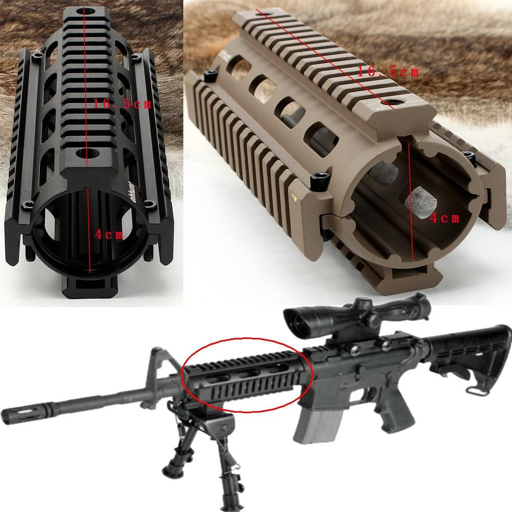 Hunting Trail Tactical AR-15 M16 Rifles 6.75