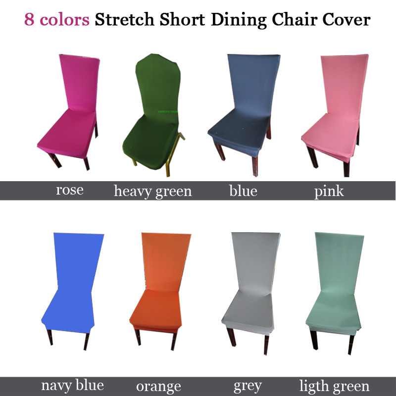 Short Dining Chair Covers