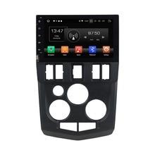 Otojeta DVD del coche del androide 8.0 octa Core 4 GB RAM 32 GB ROM reproductor multimedia para Renault Logan L90 negro cabeza unidades grabadora