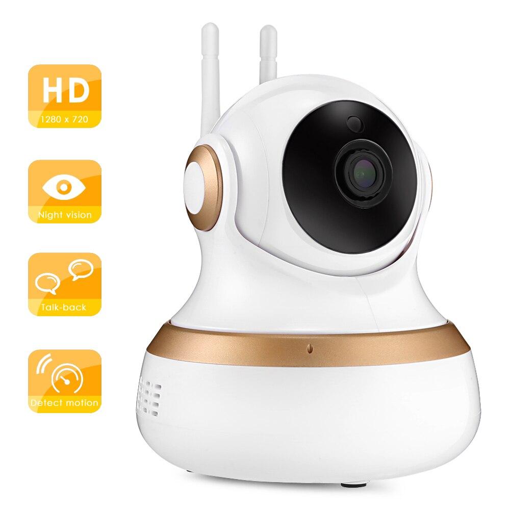 Baby Monitor With Camera Hd 720p Ip Camera Wifi High
