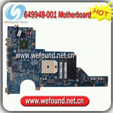 649948-001,Laptop Motherboard for HP G4 G6 G7 Series Mainboard,System Board