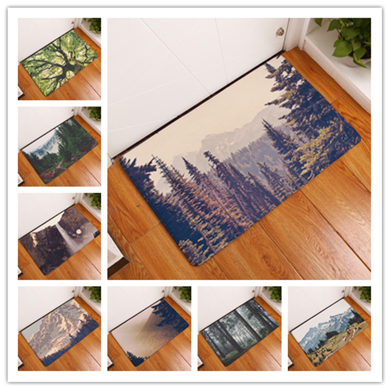 2017 New High Quality Creative Rugs Washable Beautiful Carpet Mats Bedroom Non-Slip Floor Mats Area rug for living room