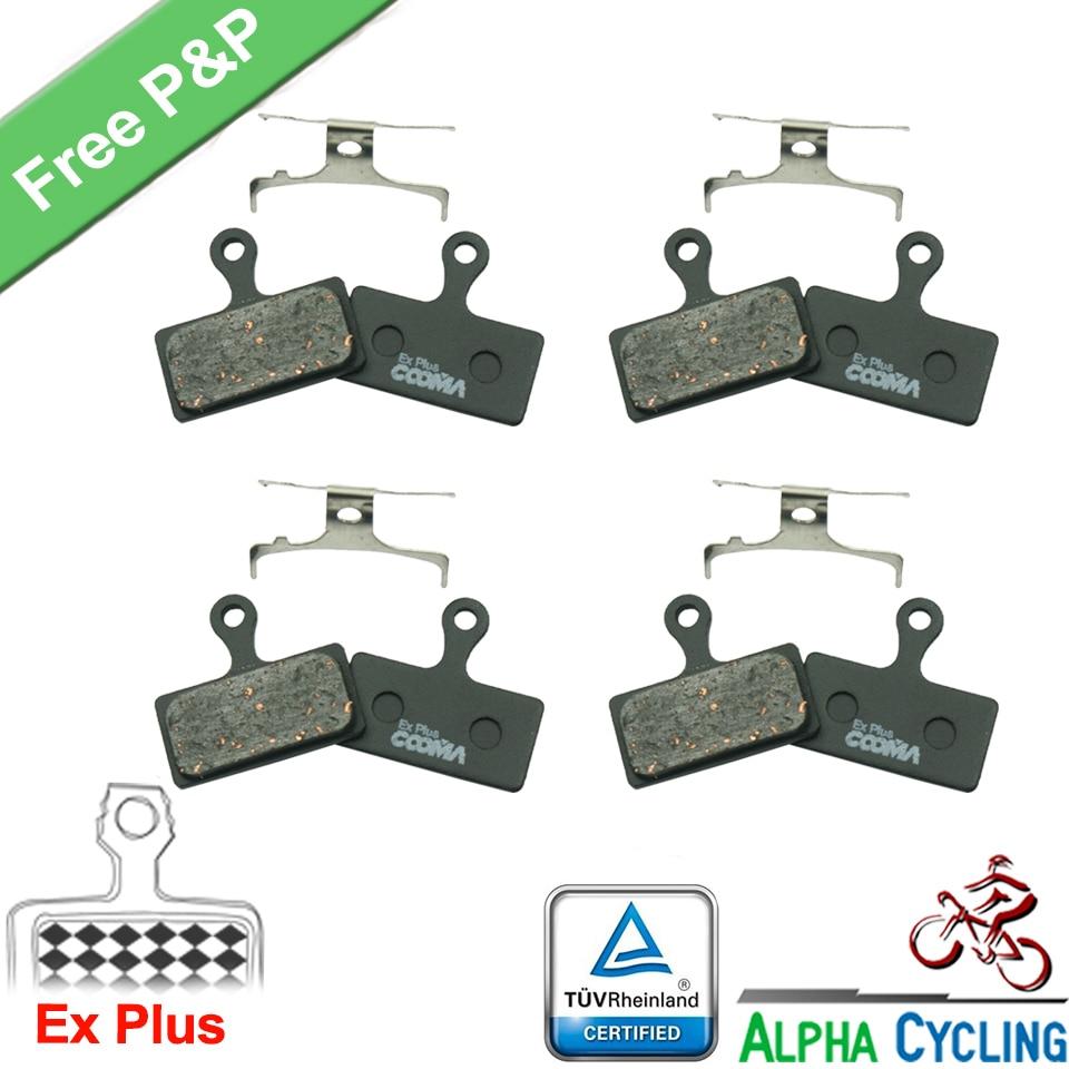 Հեծանիվների դիսկի արգելակային բարձեր SHIMANO M9000, M9020, M988, M987, M985, Deore XT M785, Deore M615, SLX M666, M675, Alfine S700 արգելակի համար