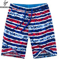 WEONEWORLD 2016 New Fashion Quick Drying Men's Printing Pants Fifth Beach Pants Men Shorts  Board Shorts Summer Style