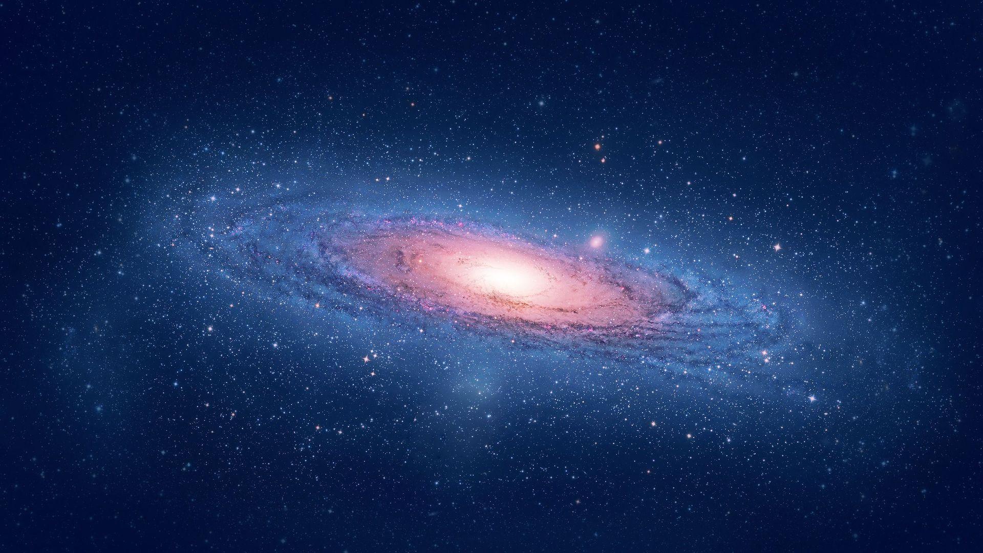 andromeda galaxy planets - HD1920×1200