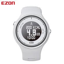 EZON multiusos deportes y ocio hombres y mujeres reloj electrónico a prueba de agua inteligente podómetro corriendo reloj velocidad F1