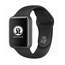 Novo Bluetooth Relógio Inteligente Wearable Dispositivos MTK2502C Notificador de Sincronização para A Apple Ios Iphone Android Telefones