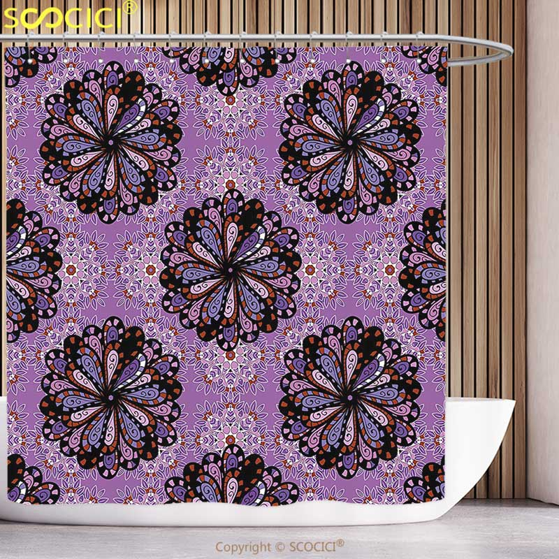 Compare Prices on Purple Shower Curtains- Online Shopping/Buy Low ...
