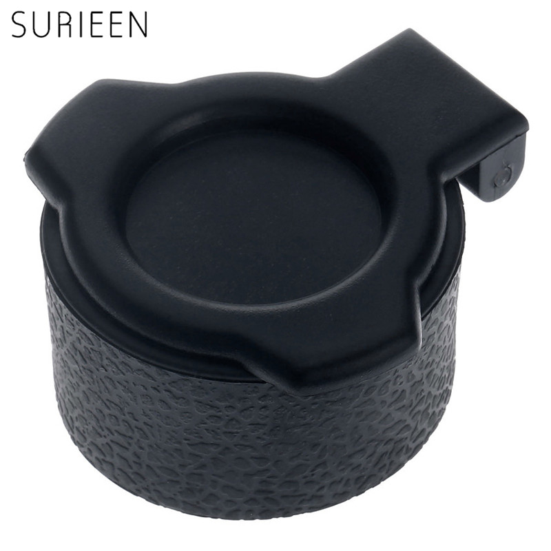 33-66mm Hunting Gun Caliber Rifle Scope Mounts Sight Quick Flip Spring Up Open Lens Cover Cap Eye Protect Objective Cap 14 Sizes