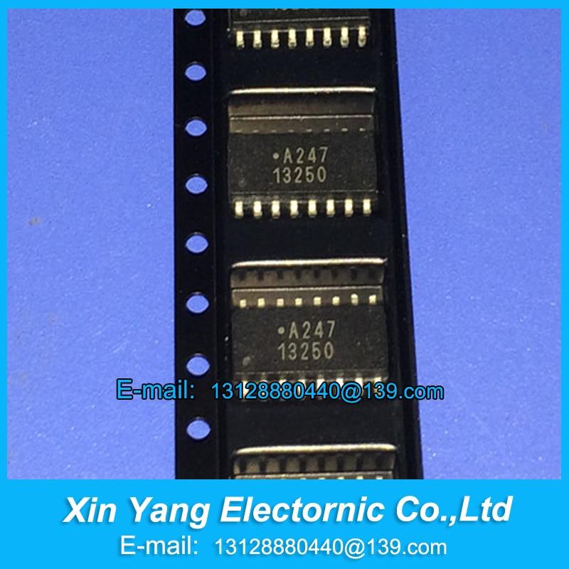 XIN YANG Electronic NEW ORIGINAL ACPL 247 500E ACPL 247 ACPL247 A247 SOP Free shipping