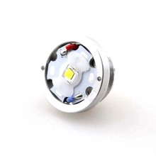 CREE XM-L2 U3 1800lm светодиодный висячий светодиодный колпачок для фонарика Ultrafire C2