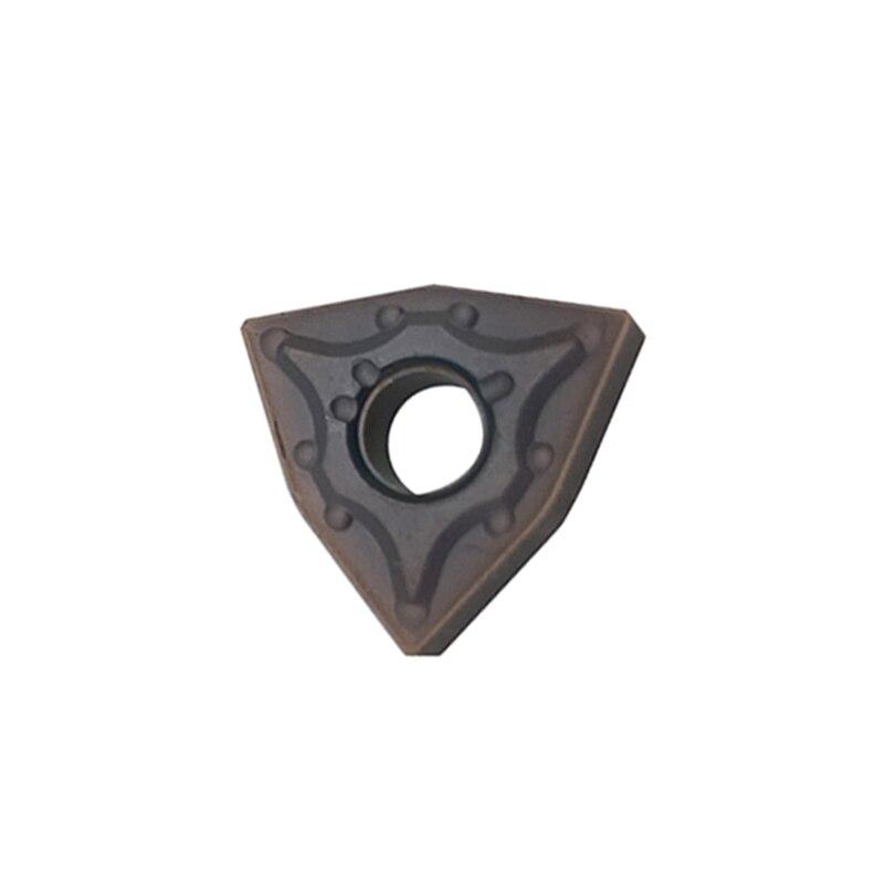 TNMG 543 Tin Coated Carbide Inserts 5 Pcs NEW *** FREE SHIPPING ***