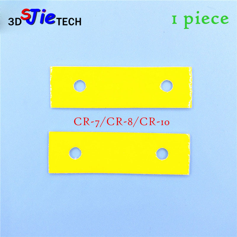 1pcs CR-7/CR-8/CR-10 Heating Block Cotton Ceramic Insulation Tape For Creality 3D Printer MK7/MK8 Heater Block