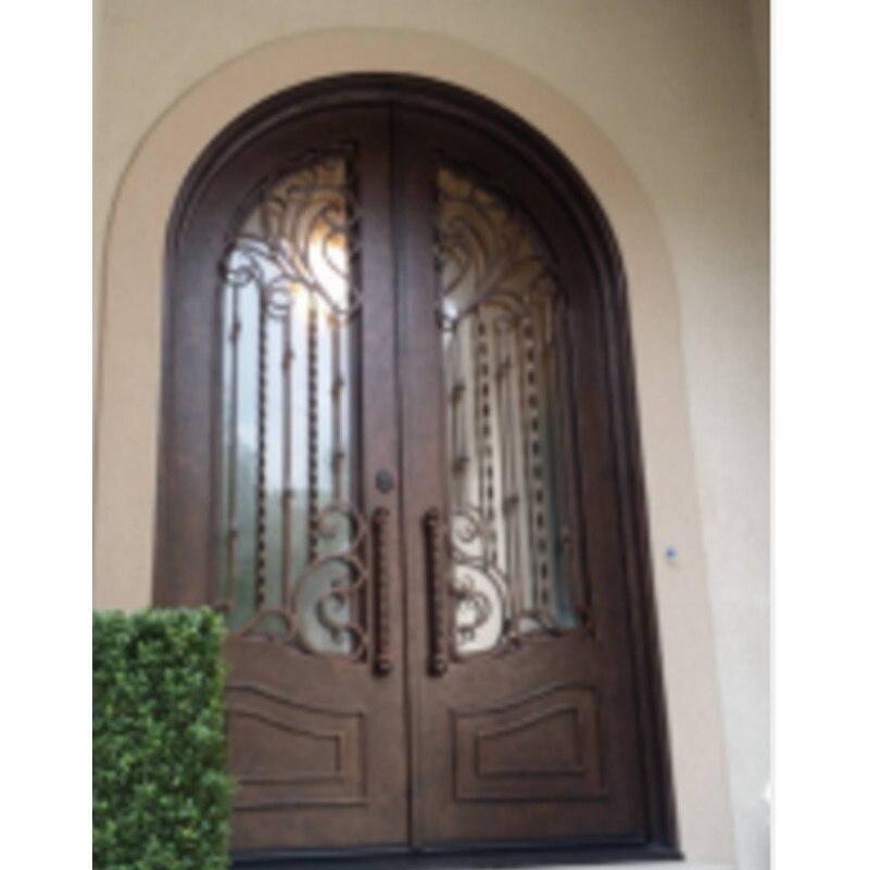 Hench 100% Steels Metal Iron Double Doors