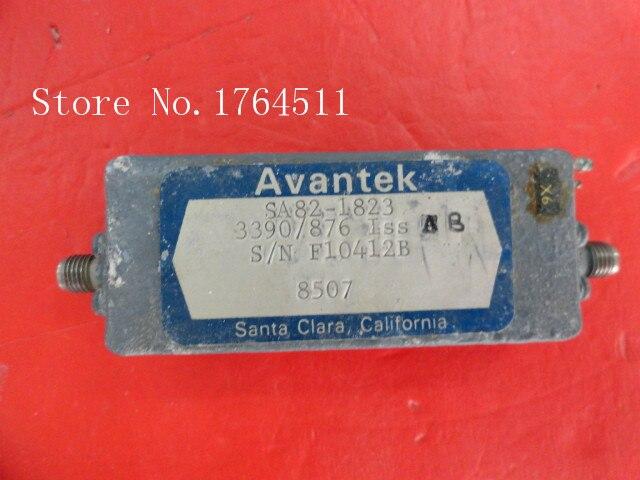[BELLA] AVANTEK SA82-1823 15V SMA Supply Amplifier