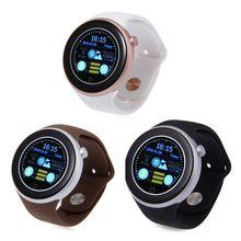 C1 IP67 Wasserdichte Bluetooth Smart WIFI Uhr Mit Siri Gestensteuerung Herzfrequenz Track Taschenlampe Smartwatch Für Android IOS