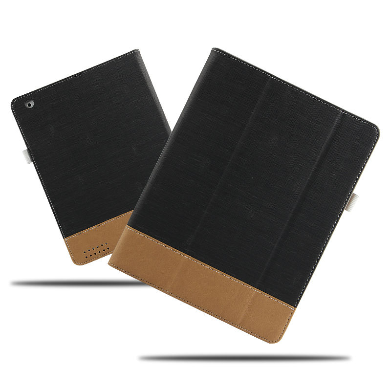 Case For Apple iPad 4 iPad 3 iPad 2 Protective Smart cover Protector Leather PU Tablet For ipad4 ipad3 ipad2 Sleeve Covers 9.7 nice soft silicone back magnetic smart pu leather case for apple 2017 ipad air 1 cover new slim thin flip tpu protective case