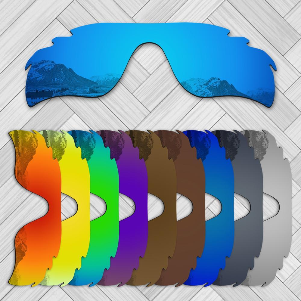 E.o.s 20 + opções substituição da lente para oakley radarlock caminho ventilado sunglass