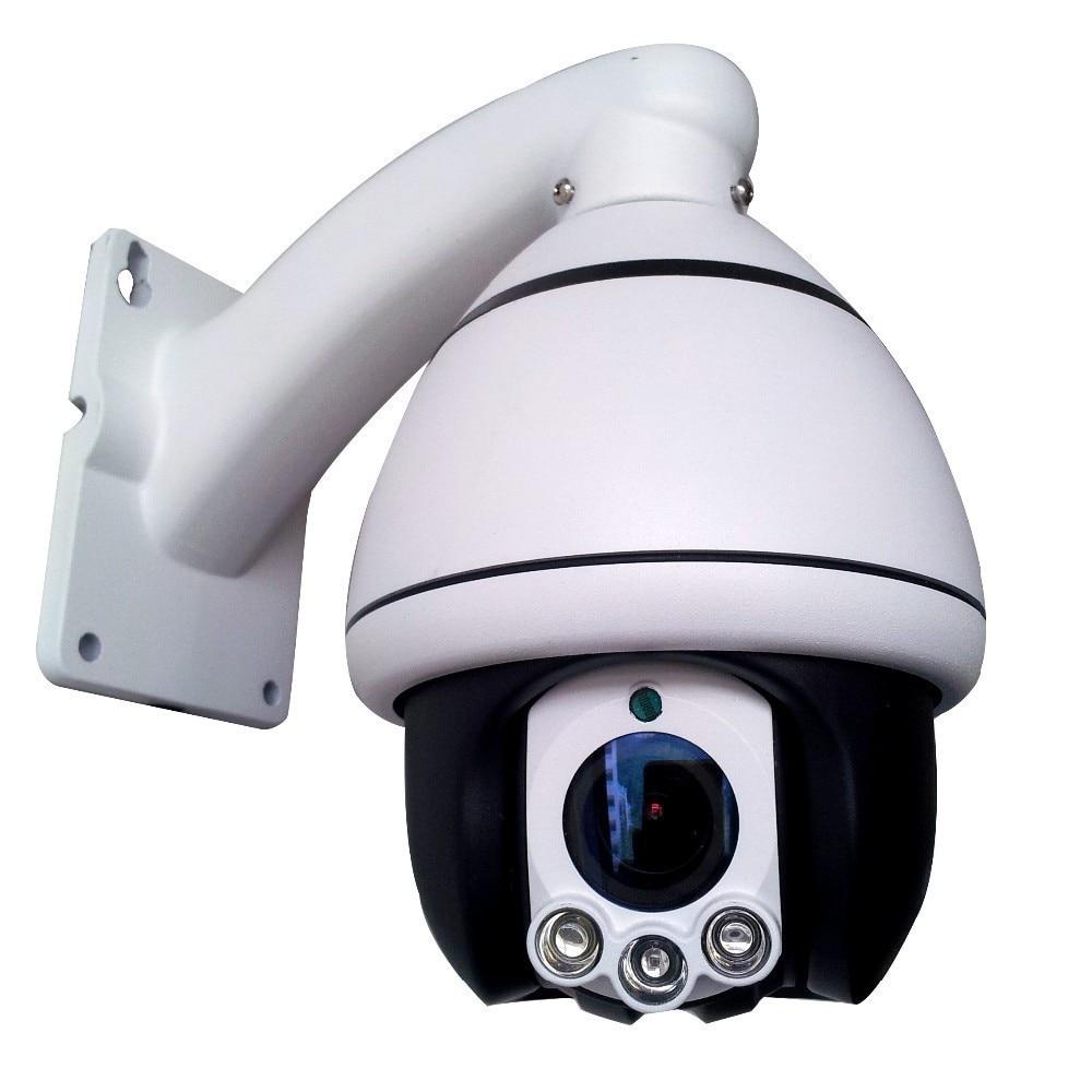 10X Zoom Mini IR CUT 1 3MP HD 960P IP Network PTZ Speed Dome P2P Onvif