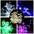 Solar Power String Light 15M 100 Led String Fairy Light Xmas Ornament for Outdoor Living Decoration Garden Balcony Sunroom
