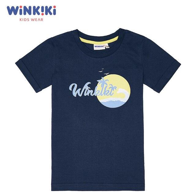 Футболка WINKIKI для мальчика