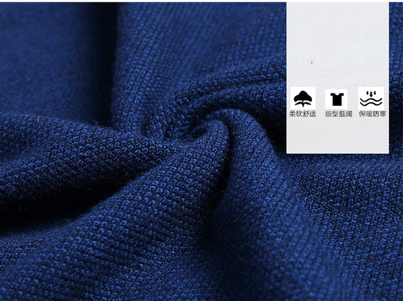 Mwxsd Brand 2019 fashion pullover sweaters Simple style O neck sweater jumpers Autumn Thin male knitwear Plus M-4XL 5