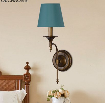 Led Wall Lamp Shades : Arandela,Vintage LED Wall Lamp ? Light Light For Home Bedroom Lighting ? Wall Wall Sconce Metal ...