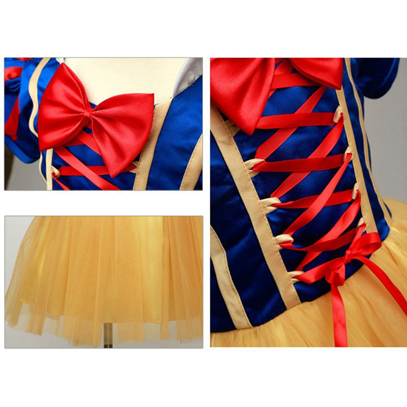 Girls-Snow-White-Costume-Cosplay-Kids-Girl-Princess-Party-Dresses-with-Cape-Short-Sleeve-Dress-with-Bow-Children-Cartoon-Clothes-5