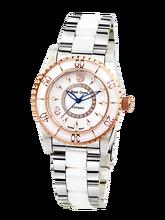 ffe9a25d05e Corona Real 6311L Italia marca diamante Japón MIYOTA cerámica nueva moda  mujeres analógico cuarzo reloj Relojes