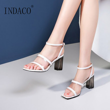 Women Summer Shoes Sexy White Ladies Sandals Open Toe High Heels Sandals Transparent Shoes цены онлайн