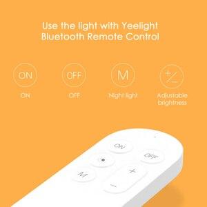 Image 4 - Yeelight YLXD01YL Smart living room lights led LED Ceiling Lamp Dust Resistance Wireless led light Dimming work for Google Home