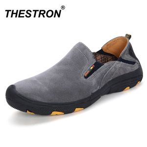 Man Camping Hiking Shoes Anti-