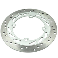 Motorcycle Front Left Brake Disc Rotor For Honda AX 1 NX 250 1989 1994